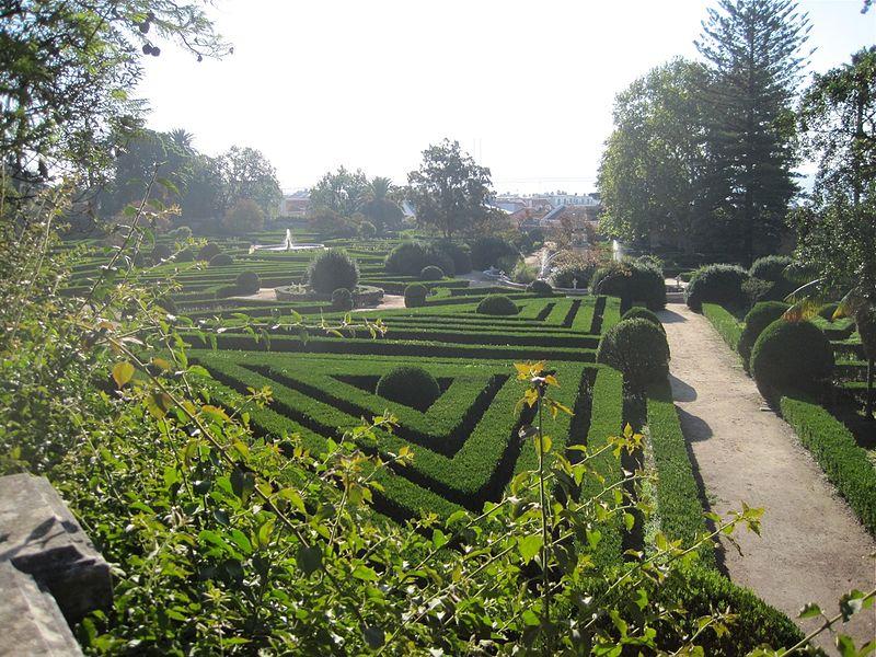 Ajuda Botanical Gardens