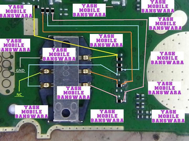 NOKIA 100 insert sim 100% Solution By Yash Mobile Banswara