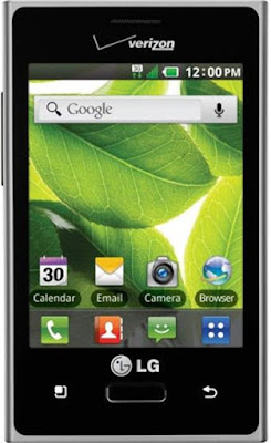 LG Optimus Zone VS410 complete specs and features