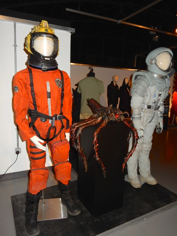 Doctor Who Spacesuit costumes