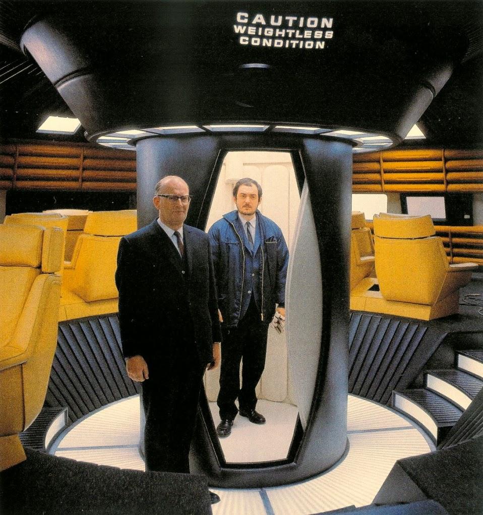 Clarke Kubrick 2001