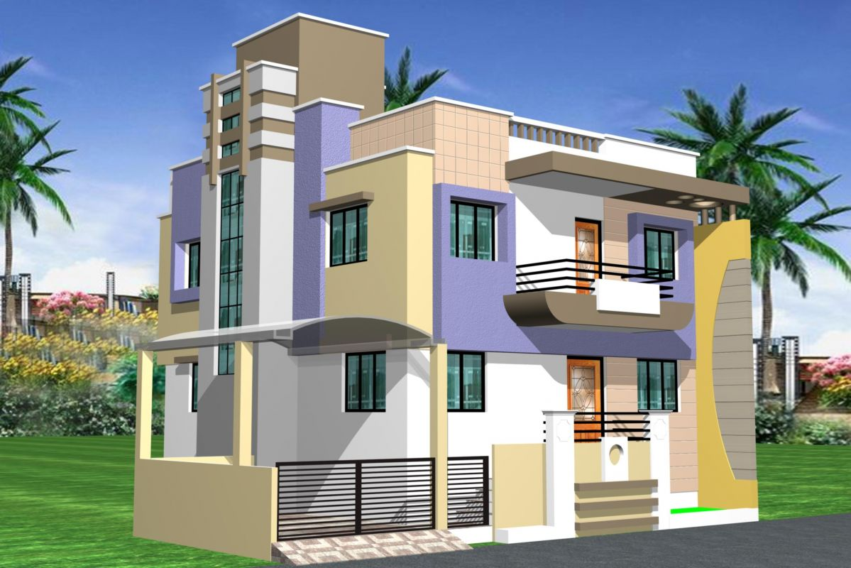 Duplex House Models