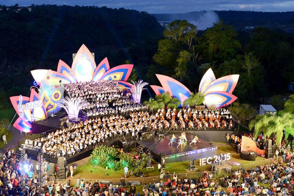 Iguazú en Concierto 2015