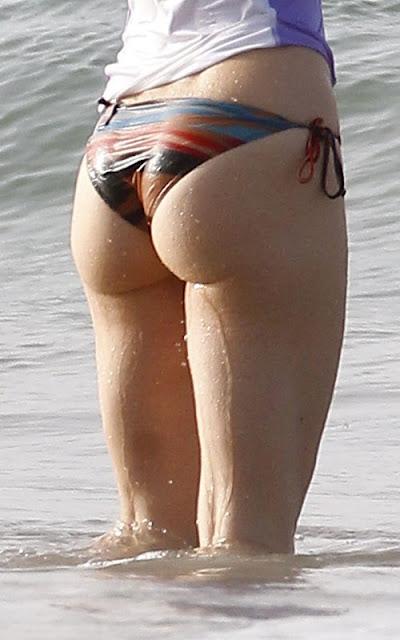 Jessica Biel, Bikini, Puerto Rico Beach, Puerto Rico, travel to Puerto Rico, Puerto Rico luxury hotels, Jessica Biel in Puerto Rico Beach