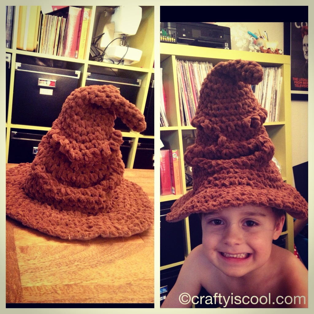 Crochet Patterns Harry Potter : So for Christmas he got all of the movies on DVD. We started watching ...