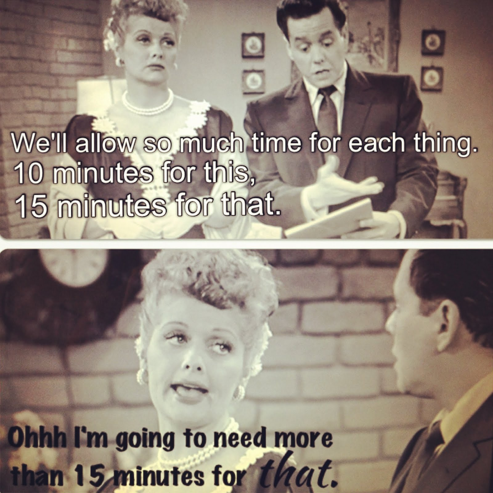 Funny Quotes I Love Lucy : Love Lucy Quotes. QuotesGram