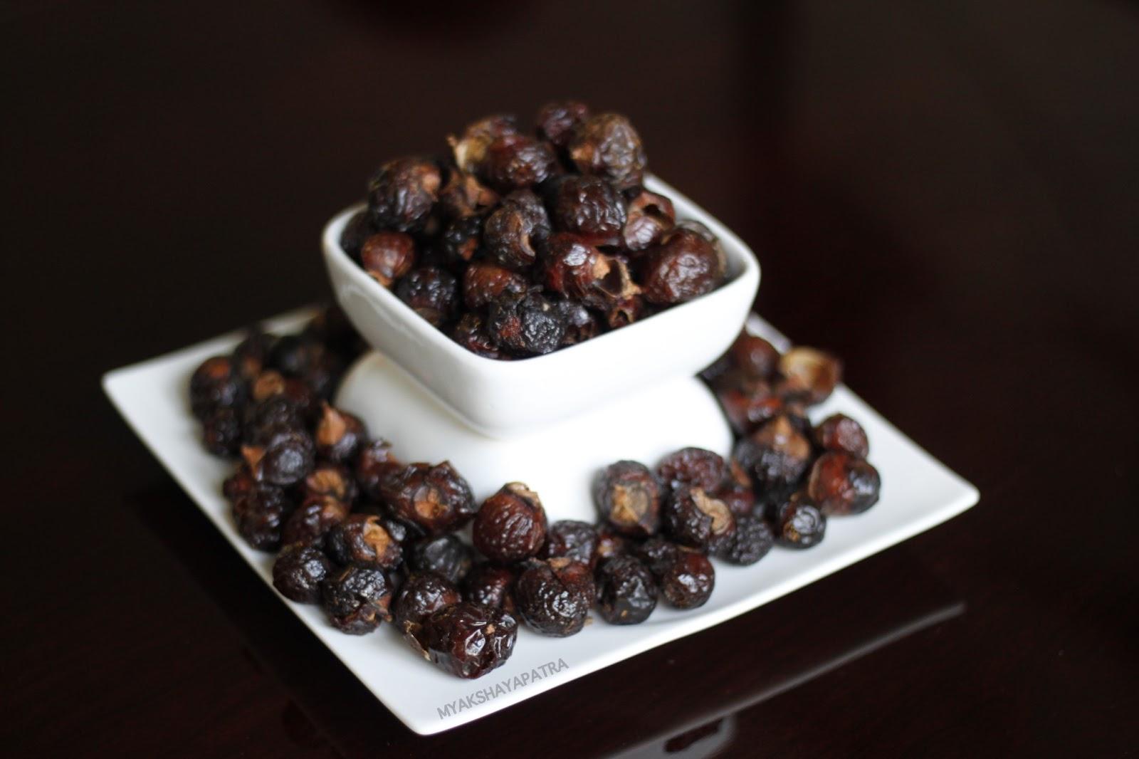 How to use Kunkudukai Kunkudkaya Soap nuts for hair care