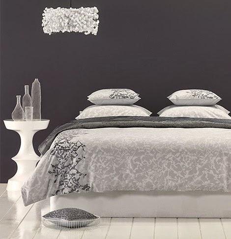 new gray bedroom decor