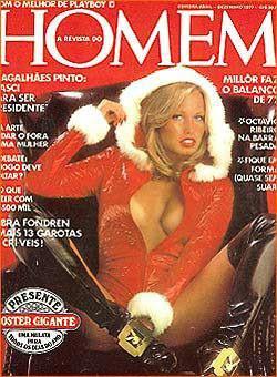 Confira as fotos da gata Sandra Theodore, capa da Revista Homem de dezembro de 1977!