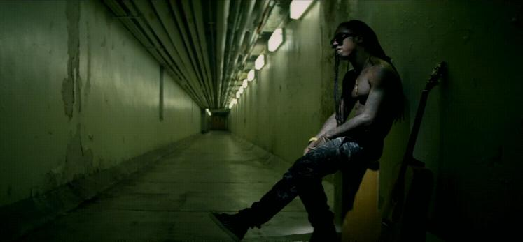 Foto do Tunechi no clipe How To Love