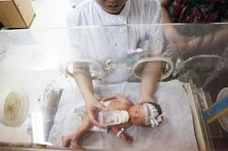 Penyelamatan Bayi Toilet China
