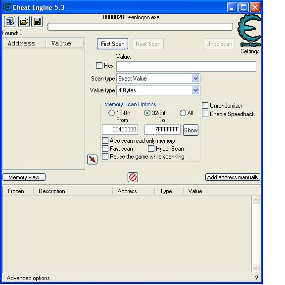 DOANLOAD CHEAT ENGINE 6.1 full crack