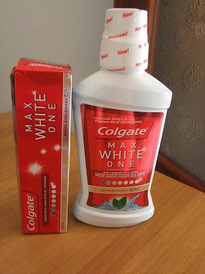 colgate max white one :denti più bianchi in 1 sola settimana!!!
