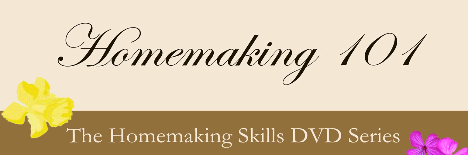 Homemaking DVD Series