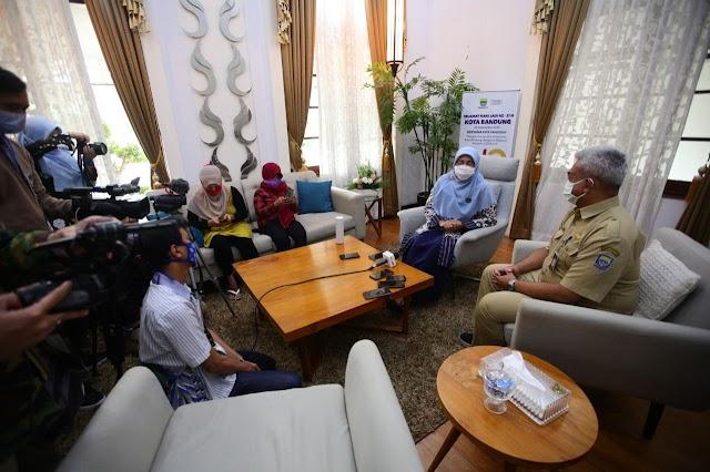 ODF Kota Bandung Terus Membaik