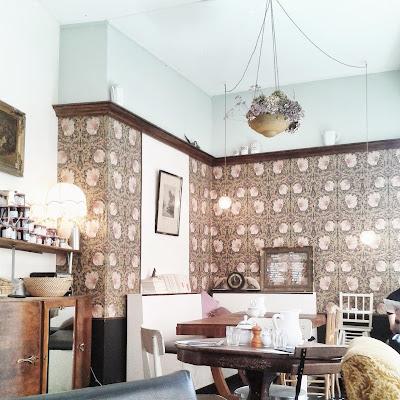 Paris / La chambre aux oiseaux / Photos Atelier rue verte /
