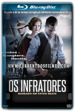 Os Infratores (2012) Torrent - Dublado Bluray 720p Dual Áudio