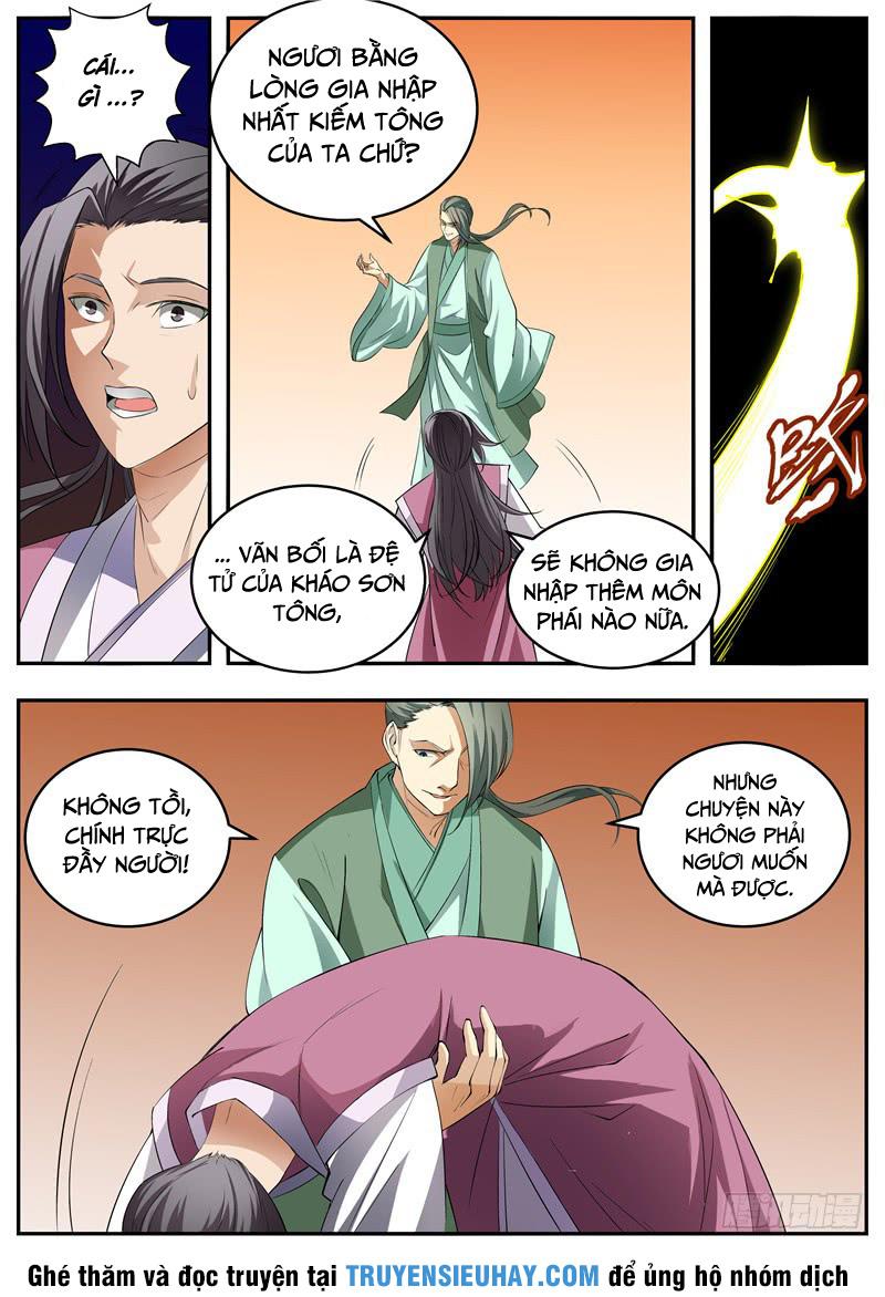 Ngã Dục Phong Thiên - Chap 57
