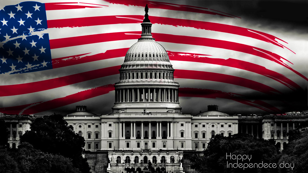 Usa independence day wallpapers for Wallpaper home usa