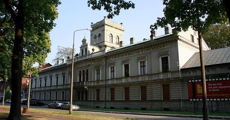 The Salviati Architectural Mosaic Database Scheibler Palace Lodz