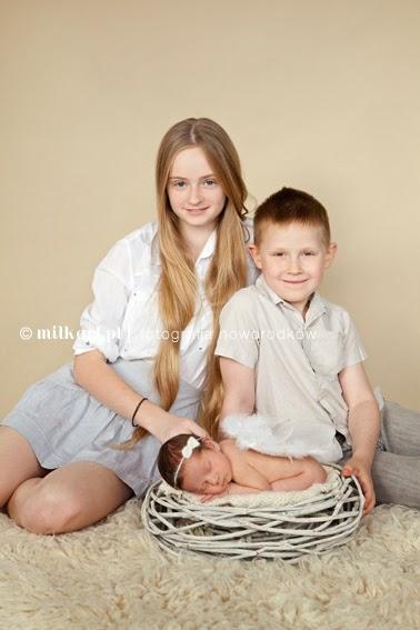sesja fotograficzna noworodka, fotografia dziecięca, sesje foto noworodków, zdjęcia na chrzciny