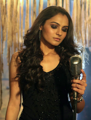 Actress Andrea Jeremiah Latest Sexy Stills Gallery
