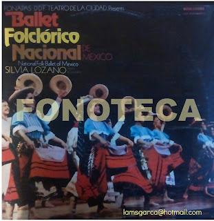 BALLET FOLCLÓRICO NACIONAL DE MÉXICO