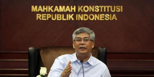 Profil Akil Mochtar Ketua Mahkamah Konstitusi