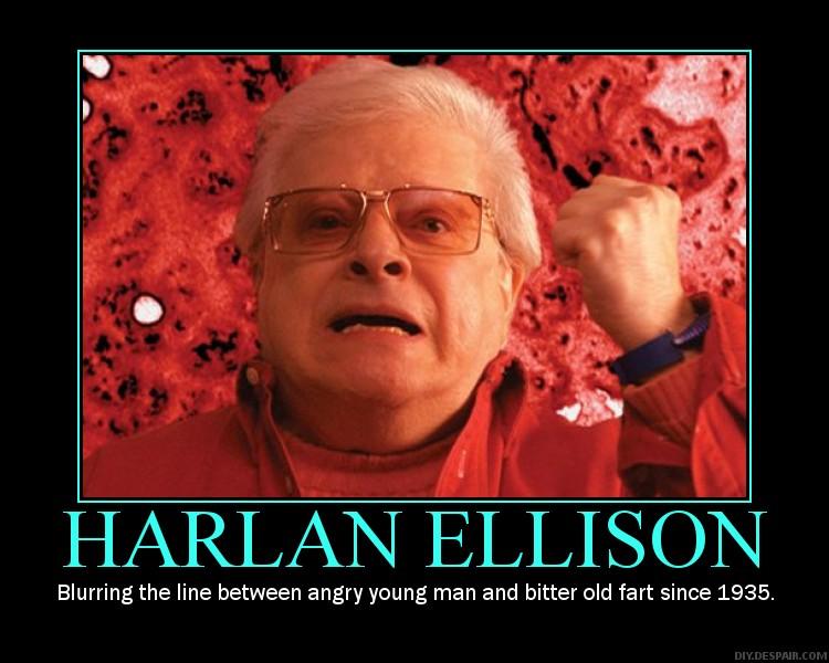 Harlan 101: Encountering Ellison