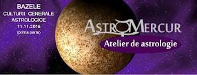 Bazele culturii generale astrologice - 11.11.2016