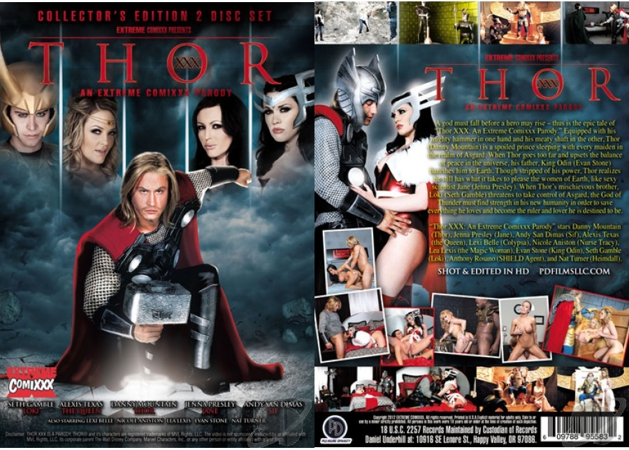 Thor A XXX Parody XXX DVDRip   Jiggly Porn Videos, Porn clips and Hottest Porn Videos from Porn World