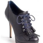 Bershka nueva colección de calzado femenino zapatos 2012