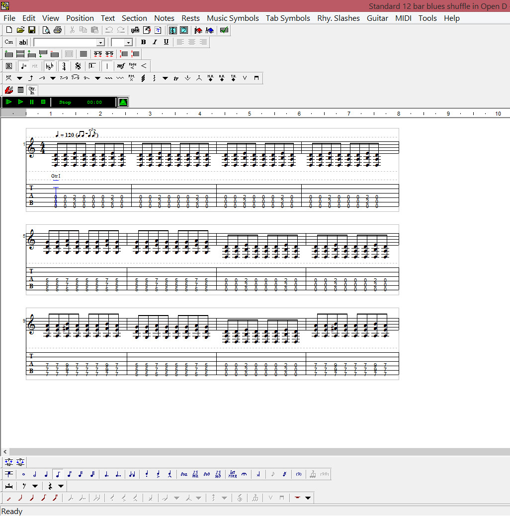 The blues guitar power tab editor here is the link to the site which allows for download of the software it is a small piece of software which is quick to install and doenst take up much biocorpaavc Image collections