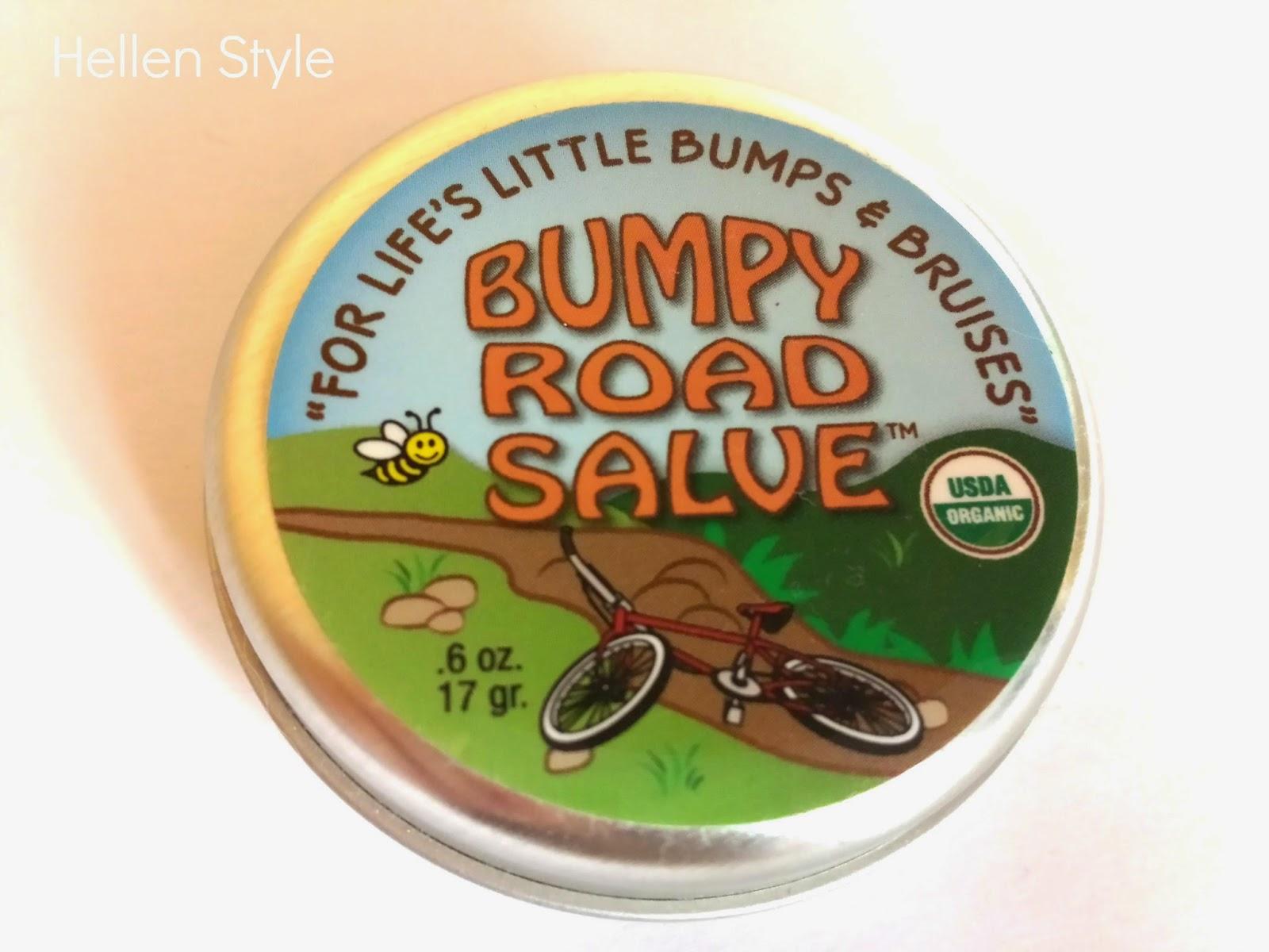 Bumpy road salve de Sierra Bees