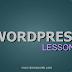 الدرس الخامس كيفية تغير شكل العنوان الإليكتروني و إضافة أول منتوج خاص بك ( دورة wordpress  )