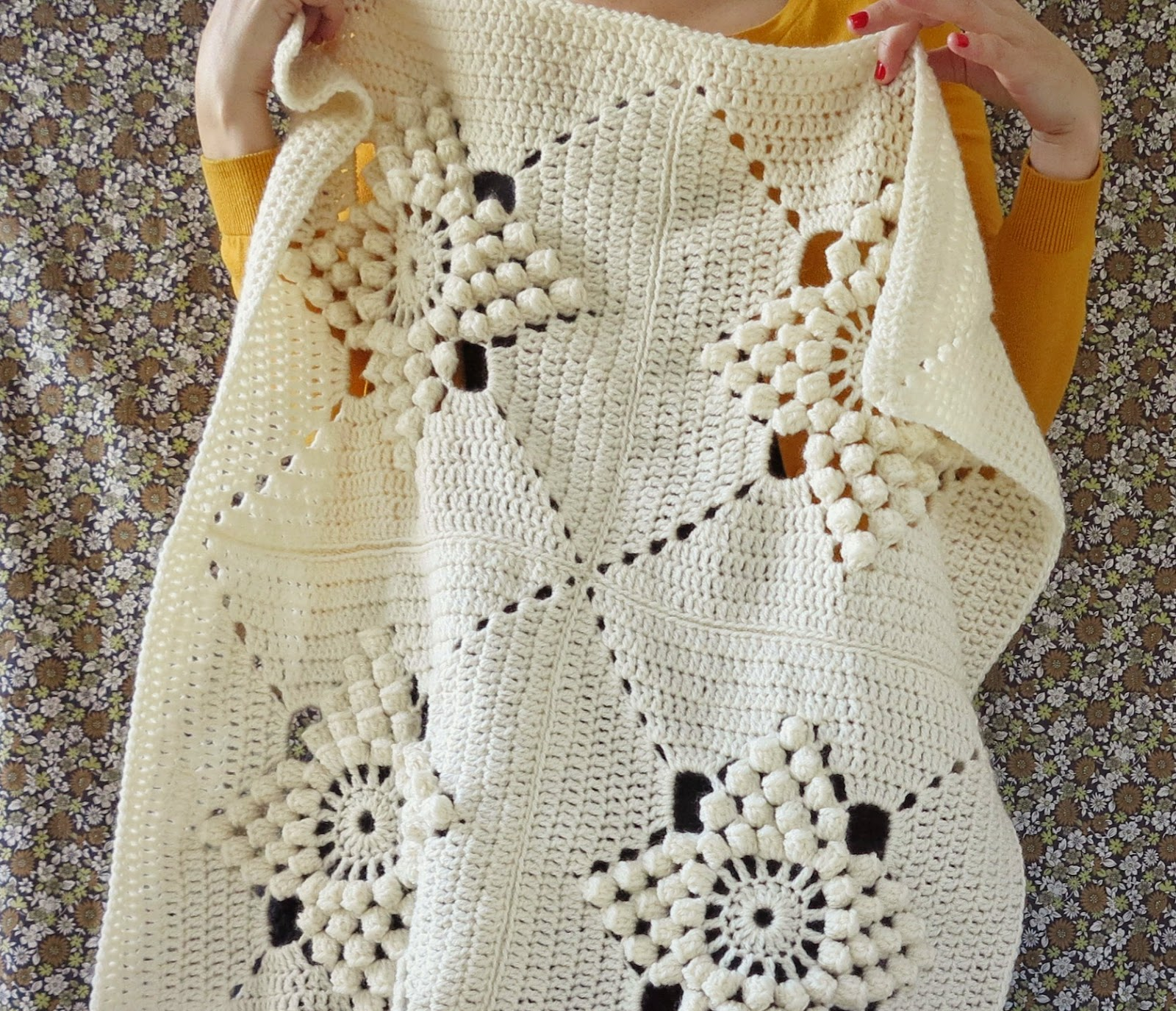 Smitten. The pattern. | crochet blanket patterns free
