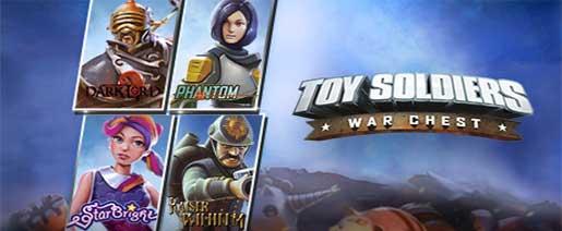 Toy Soldiers: War Chest – CODEX