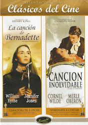 Cancion Inolvidable + La Cancion de Bernardette (del dir. H. King)
