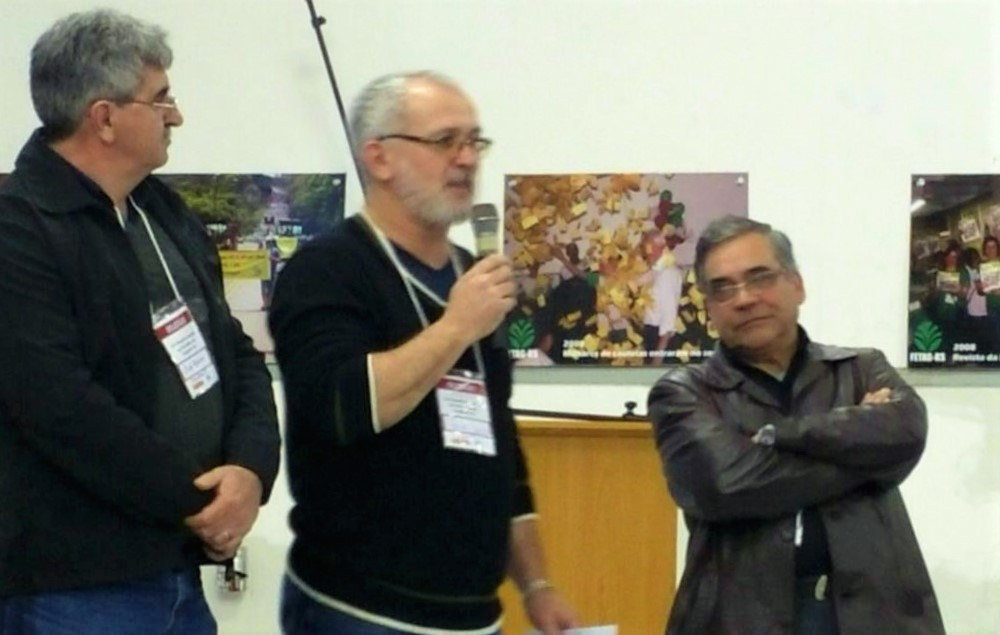 Eleito Coordenador Estadual de Plenárias do CES-RS