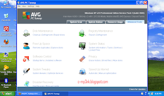 AVG PC Tuneup 2011 10.0.0.23 Full Crack