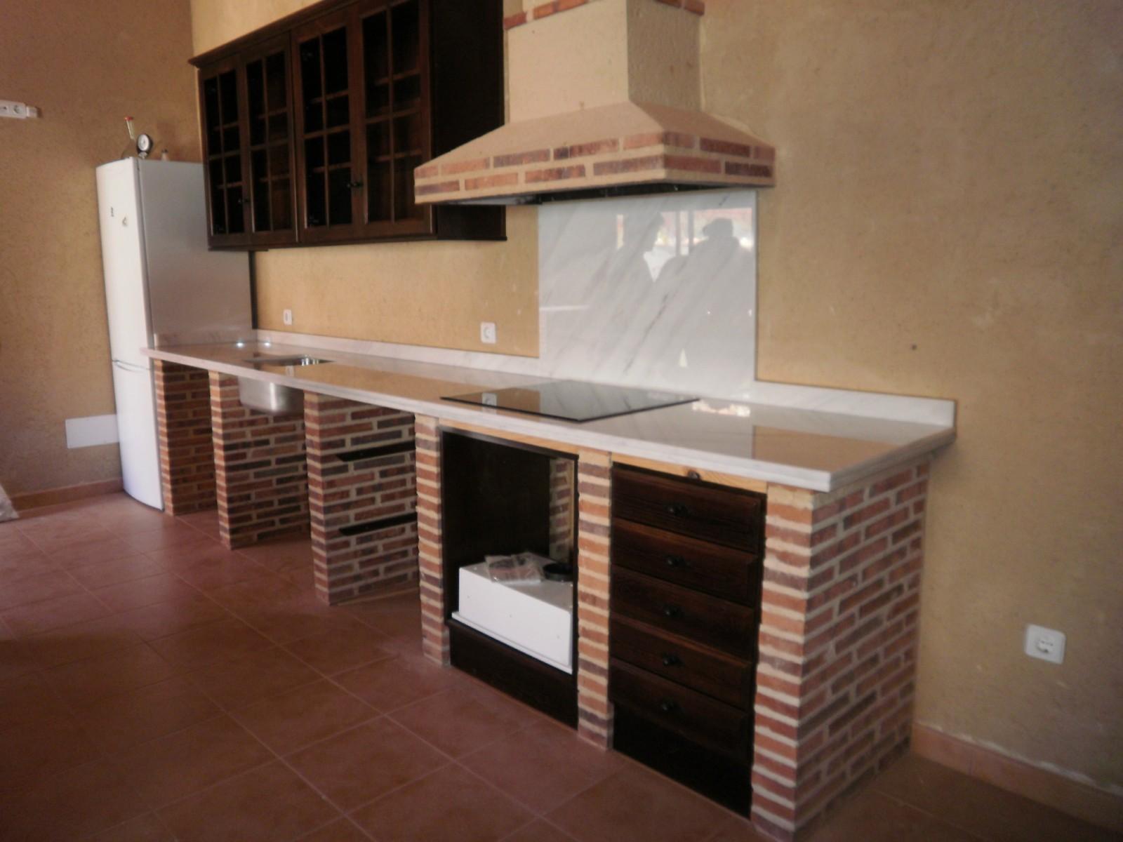 Encimeras De Cocina De Obra - Diseños Arquitectónicos - Mimasku.com