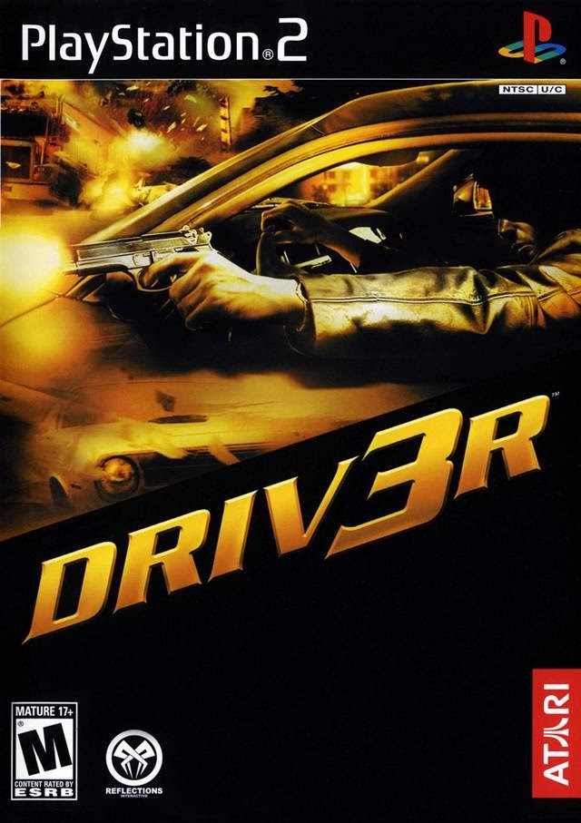 DRIV3R PS2 ISO