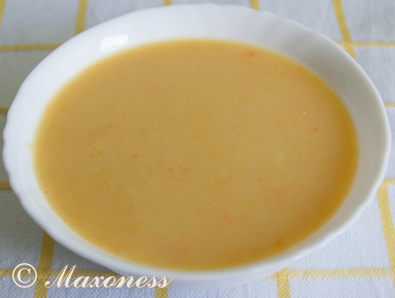Суп пюре из разных овощей рецепт