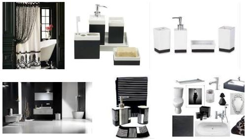 Fancy When aspiring for a modern a up to date and contemporary black and white bathroom choose toilet fixtures that have