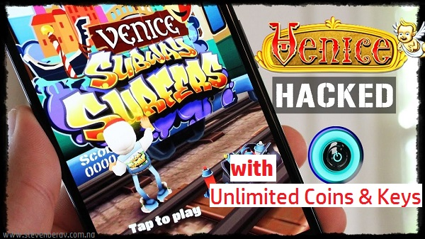 Subway Surfers Venice Hack APK