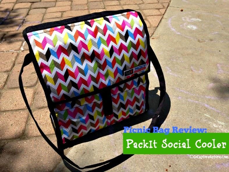 Picnic Bag Review: PackIt Social Cooler