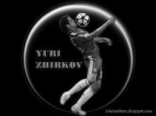 Yury Zhirkov Chelsea Wallpaper 2011 3