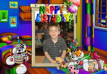 Cumpleaños de Mateo