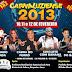 Carnaluziense 2013 - nova programação