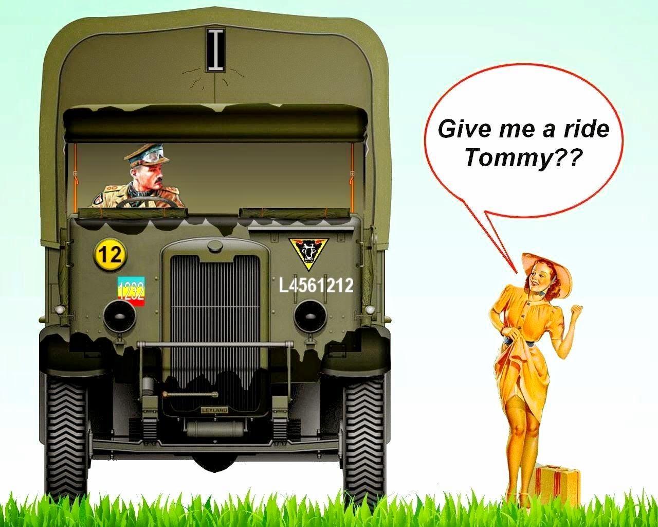 Lorry Ww2 Gallery
